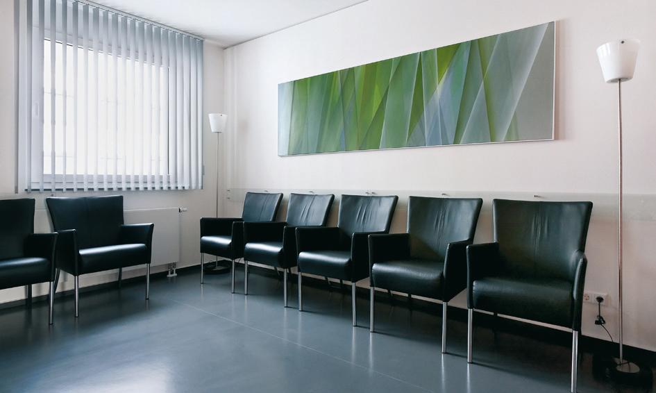 Impressionen Hausarztzentrum Rheinbach - Dr. med. Peter Joch, Dr. med. Jürgen Meichsner, Sabine Donicht, Dr. med. Helke Offergeld
